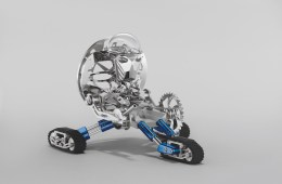mb&f l'epée 1839 roboteruhr grant uhren hochwertig luxus limitiert schweiz manufaktur hersteller