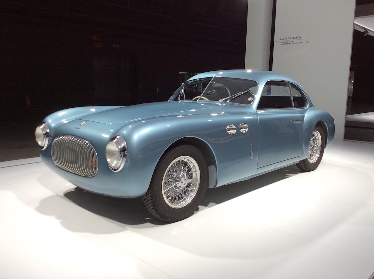 1947 CISITALIA 202 SC