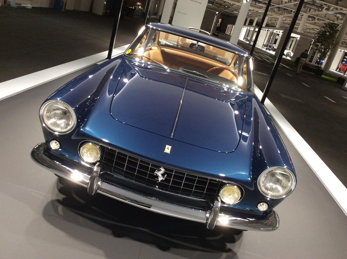1962 Ferrari 250 GTE Niki Hasler