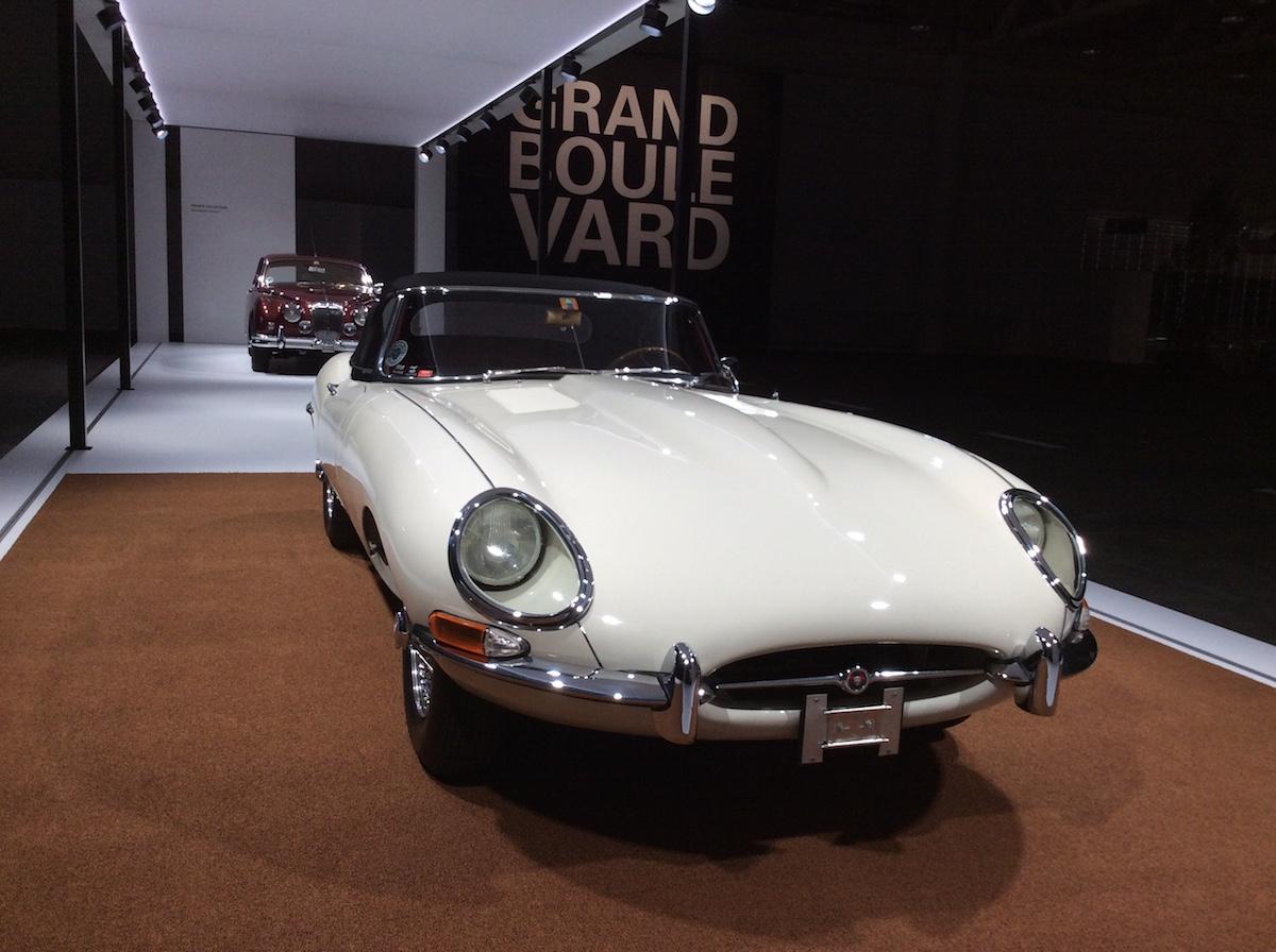 1965 Jaguar E Serie 1 Cabriolet