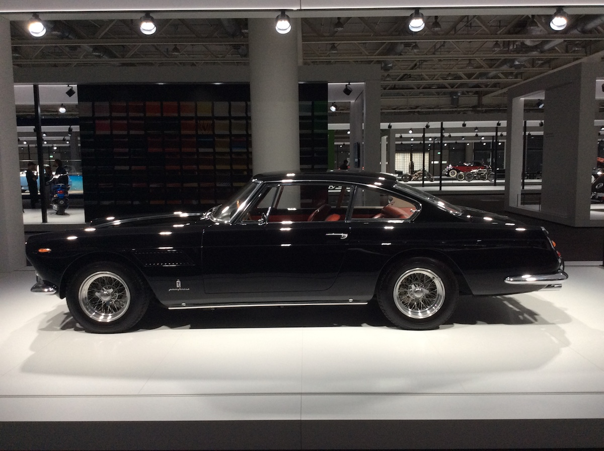 1962 Ferrari 250 GT Coupé Pininfarina Serie 1