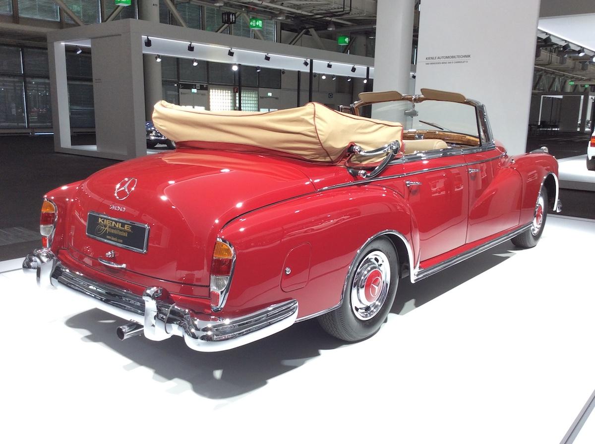 1960 Mercedes-Benz 300 D Cabriolet D