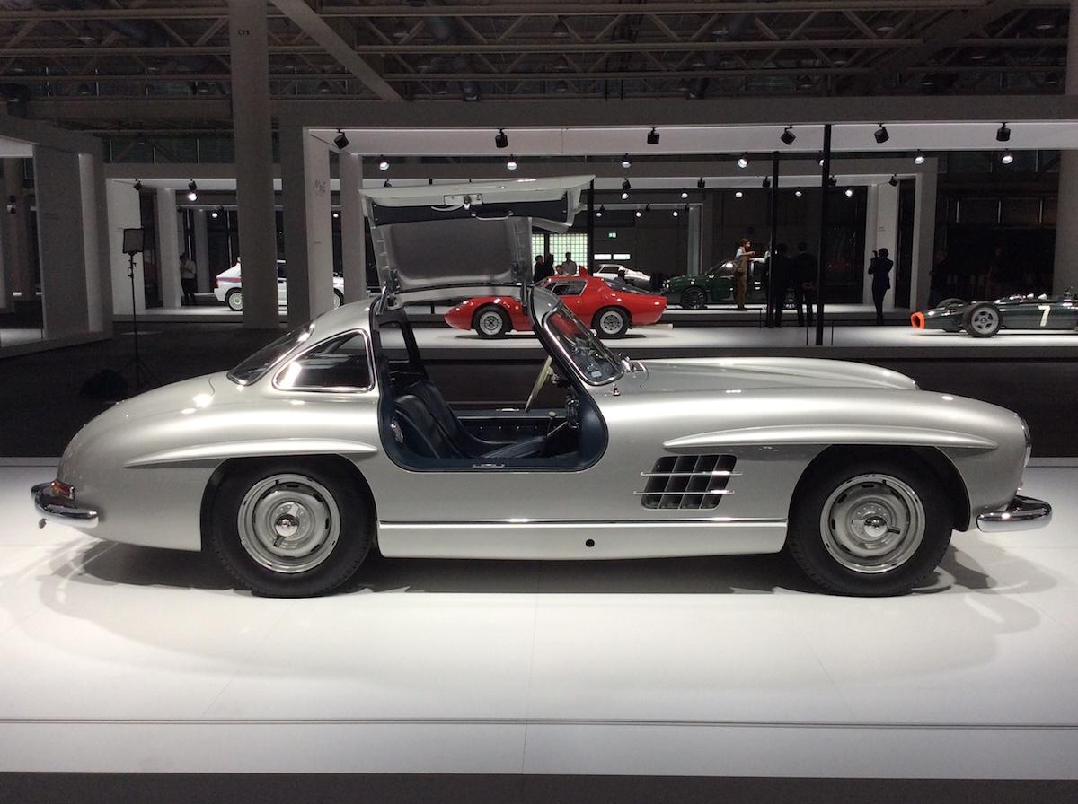 1957 Mercedes-Benz 300 SL Coupé Kienle Automobiltechnik