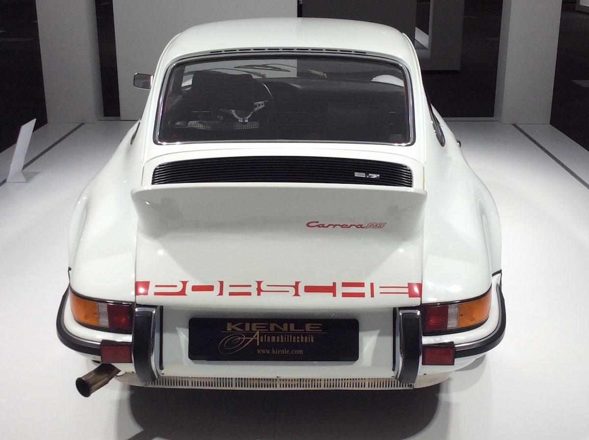 1973 Porsche 911 Carrera 2.7 RS Kienle Automobiltechnik