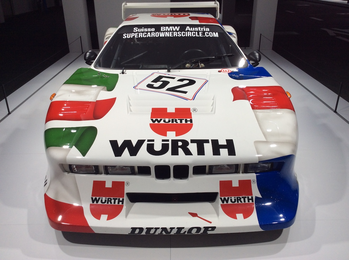 1981 BMW M1 R