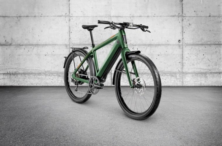 das neue elektro bike von stromer. Black Bedroom Furniture Sets. Home Design Ideas