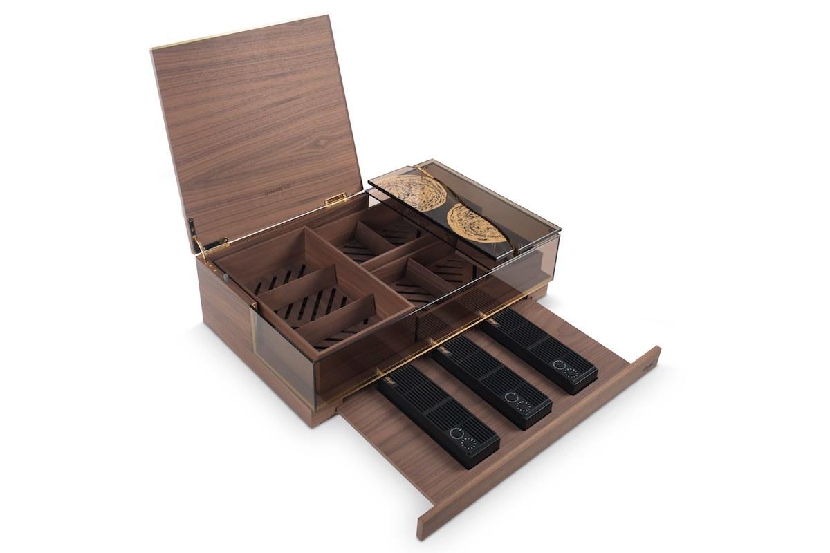 humidor limited edition unique cigars davidoff switzerland