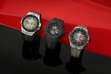 hublot scuderia ferrari special edition editions limited prices novelties new 2019 models collections