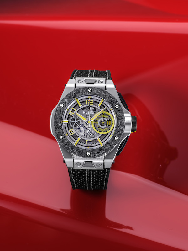 hublot scuderia ferrari special edition editions limited prices novelties new 2019 models collections chronographs