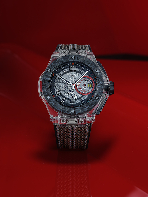 hublot scuderia ferrari special edition editions limited prices novelties new 2019 models collections chronograph