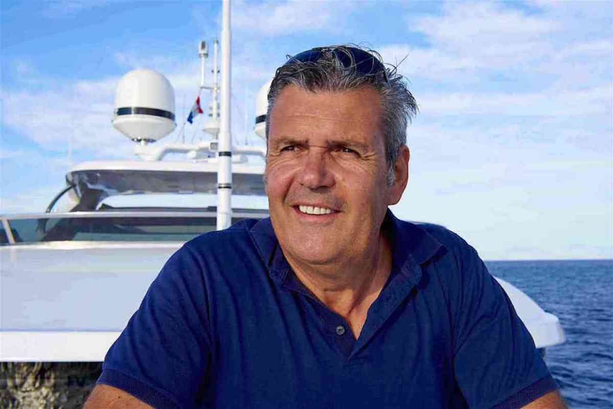 Own a yacht with SeaNet CEO Matty Zadnikar.