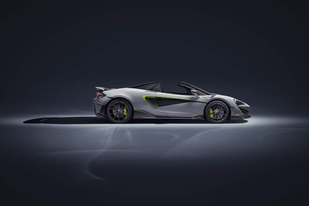 mclaren 600lt spider mso models convertible convertibles colors limited special editions edition unique geneva international motor show 2019 switzerland hard-top
