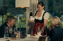 Weinverkostung im Sonne Lifestyle Resort Bregenzerwald