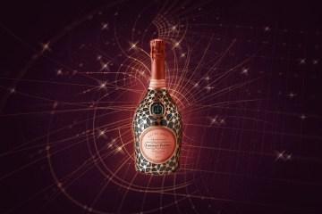 Laurent-Perrier Rosé Spezialverpackung