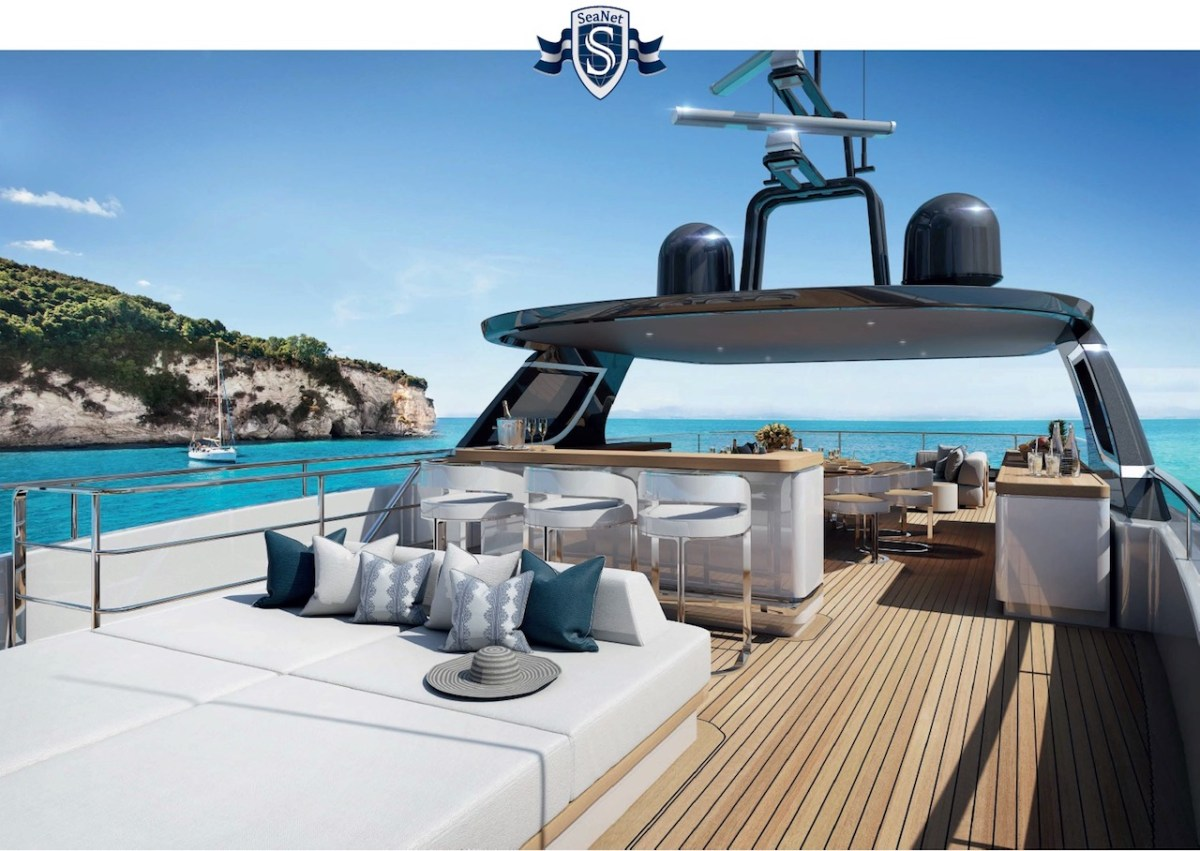 Enjoy 41 Meter luxury!