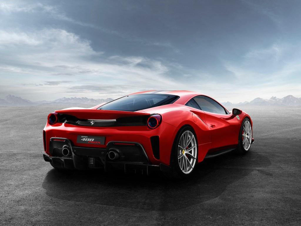 ferrari 488 pista neu neuheiten 2019 neue modelle sondermodelle spezialmodelle v8 motoren maranello