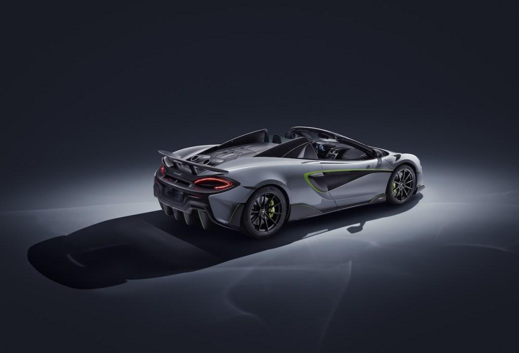 mclaren 600lt spider mso modelle neu neuheiten sportwagen schweiz deutschland autosalon genf 2019 automobilsalon
