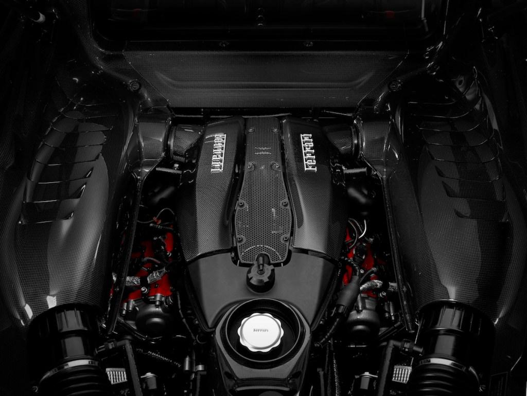 ferrari f8 tributo sportwagen modelle v8 2019 motor leistung