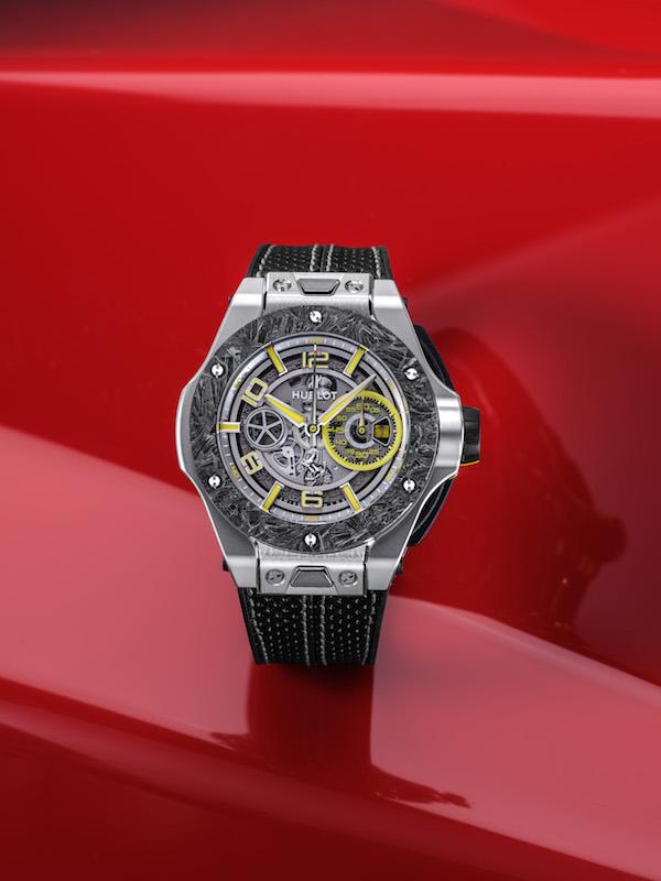 hublot big bang scuderia ferrari limited edition limitiert special edition chronograph chronographen luxusuhren herrenuhren modelle