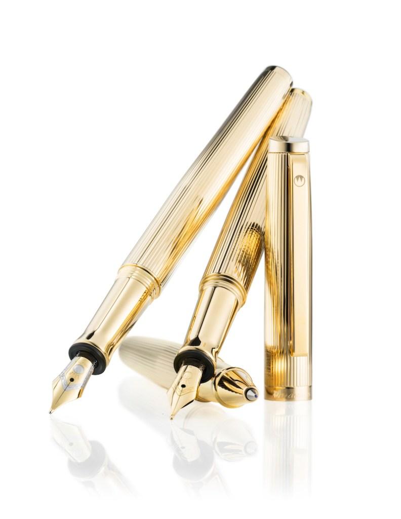 manufaktur waldmann edle luxuriöse schreibgeräte hersteller unternehmen modelle deutschland limitiert unikate gold