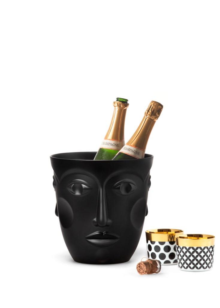 sieger by fürstenberg champagner champagnerkühler gold platin hersteller deutschland modelle