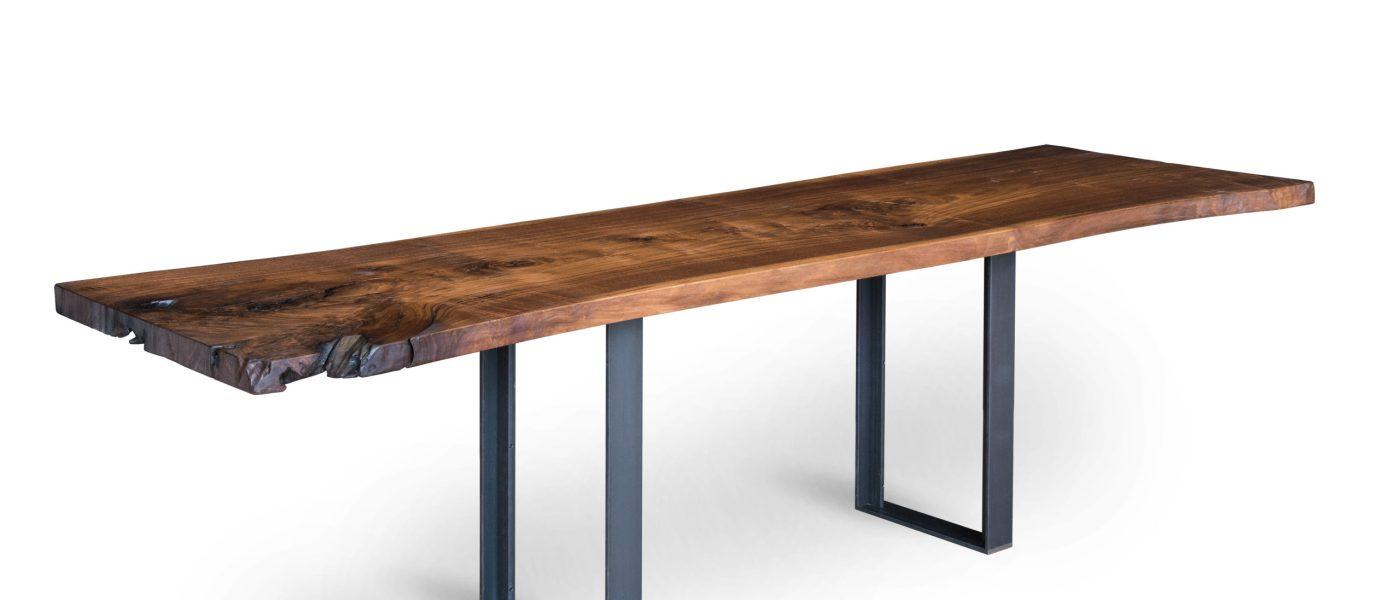 Massivholztisch Timber von IGN Design