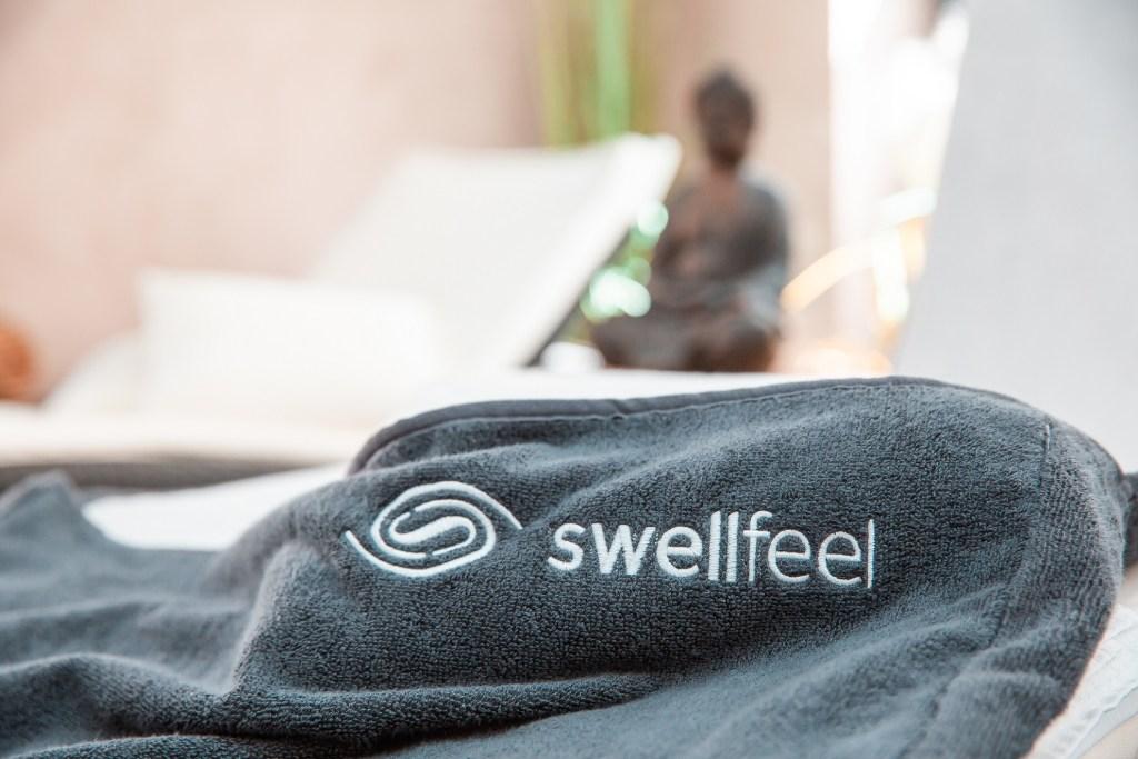 Hygiene im Spa - mit dem swellfeel®towel entspannt relaxen
