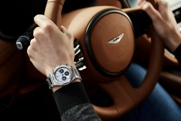 aston martin girard perregaux cars watches british swiss brand luxury