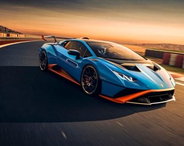 lamborghini huracan sto new model racing super sports car