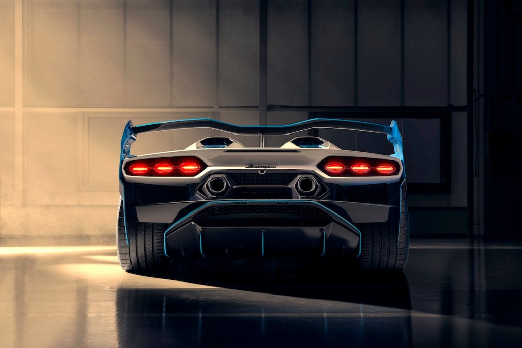 lamborghini sc20 supersportwagen modelle neu limitiert v12