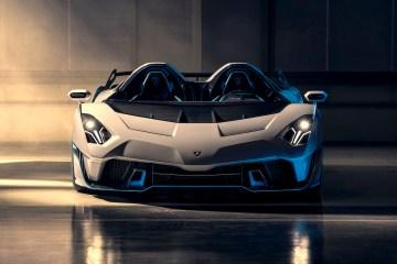 lamborghini sc20 supersportwagen modelle neu limitiert