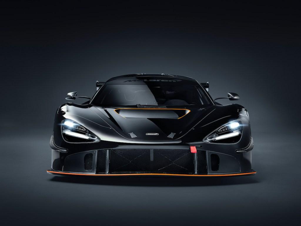 mclaren 720s gt3x new race car supercar retailers europe usa