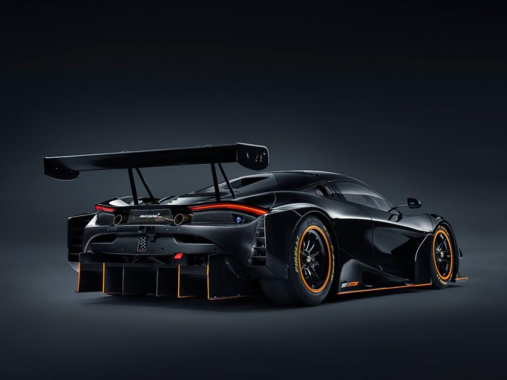 mclaren 720s gt3x new race car supercar retailers europe usa support