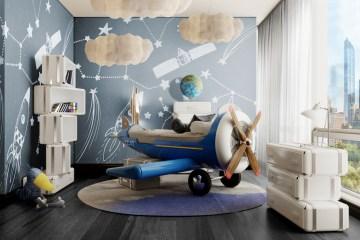 furniture for kids children bedroom bed room playroom ideas 2021