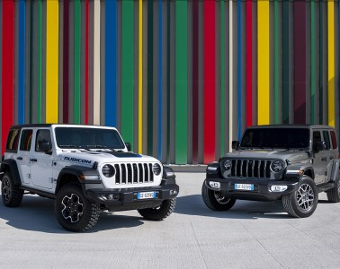 jeep wrangler unlimited 4xe elektrisch modelle schweiz