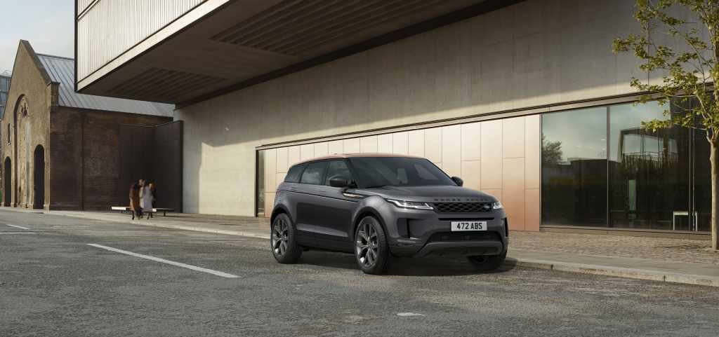 range rover evoque bronze collection special edition models new 2021