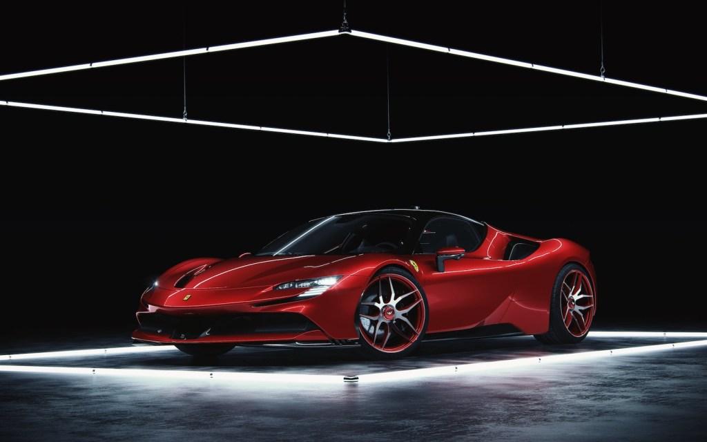 wheelsandmore ferrari sf90 stradale tuning upgrade individualization custom new 2021 cars