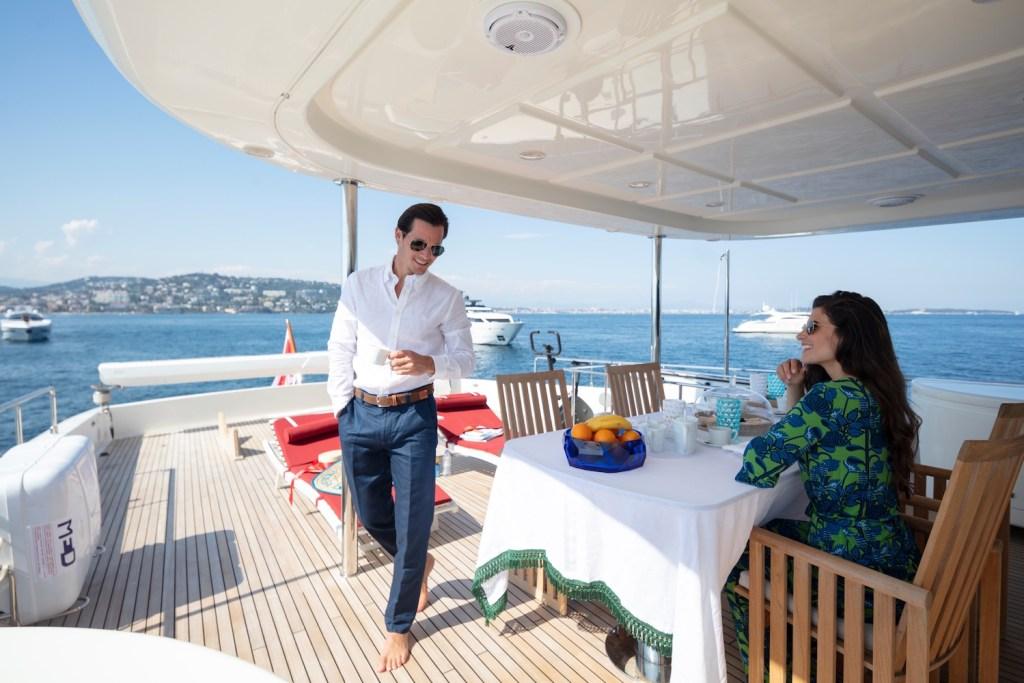 yacht yachting holidays vacation mediterranean 2021 summer charter