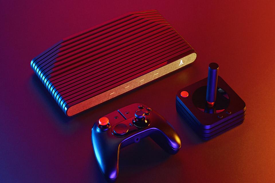 Atari finalmente coloca o Atari VCS, seu novo console, em pré-venda