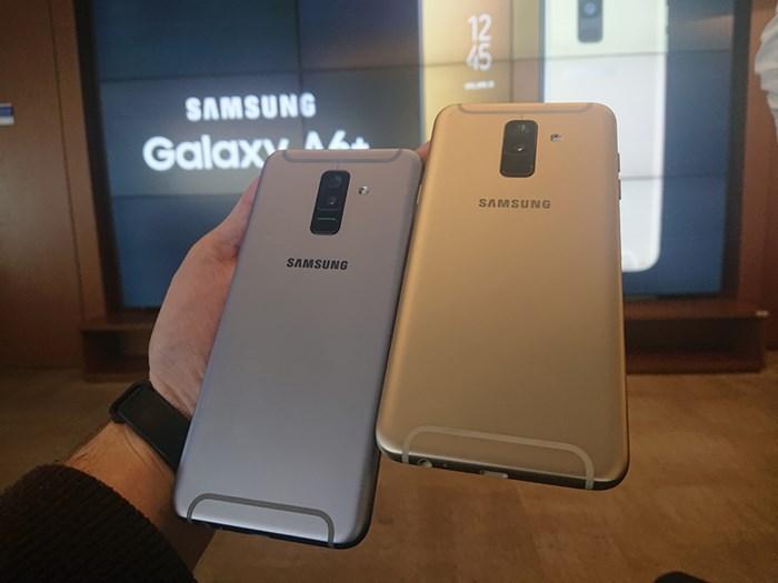 Sem versão menor, Samsung anuncia chegada do Galaxy A6+ ao Brasil [vídeo]