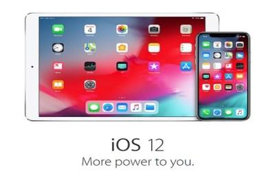 Como fazer um downgrade do iOS 12 Beta para o iOS 11