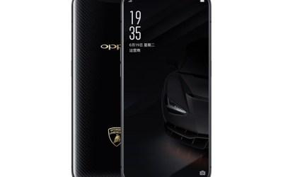"""Oppo lança """"Lamborghini Edition"""" do Find X com preço e espaço em dobro"""