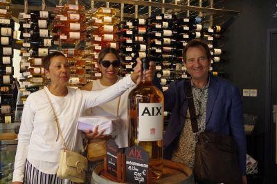 Coteaux d Aix Wine Tour 4h.
