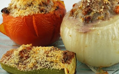 A trip in Provence with its Stuffed Vegetables