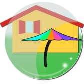 logo-chambres d'hôtes et gites dans le Gard les Mas des Iles