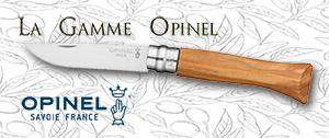 La Gamme Opinel