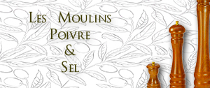 Les Moulins Poivre&Sel