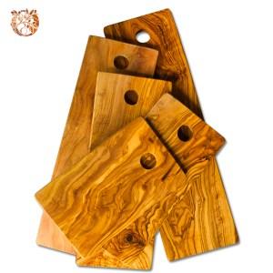Planche Régulière en bois d'olivier