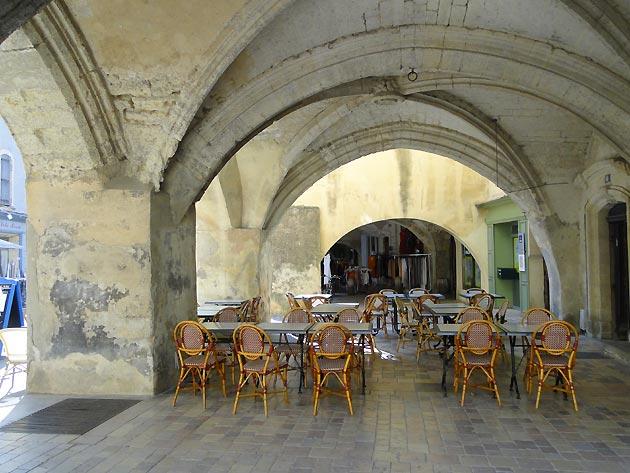 Photo Arcades De La Ville DUzs