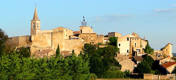 Grillon Vaucluse Enclave Des Papes Provence